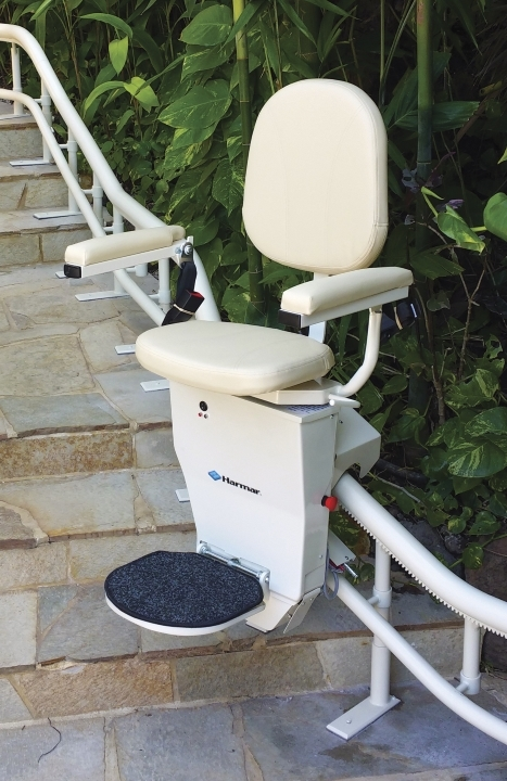 Affordable Mobility Indoor And Outdoor Stair Lifts